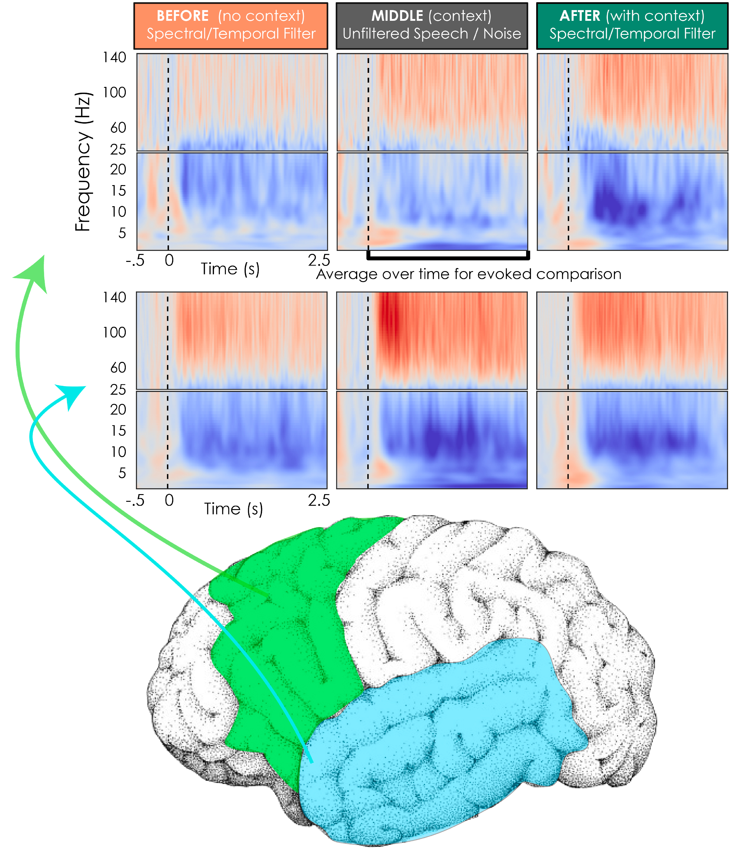Pop outs how the brain extracts meaning from noise center for when youre suddenly able to understand someone despite their thick accent or finally make out the lyrics of a song your brain appears to be re tuning to ccuart Gallery